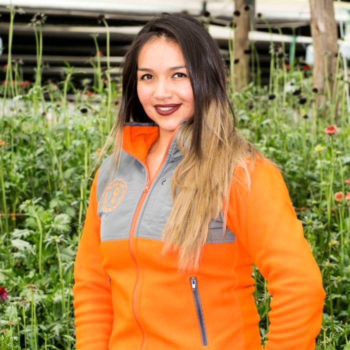 Fernanda Andrango - The Chaupi Farm