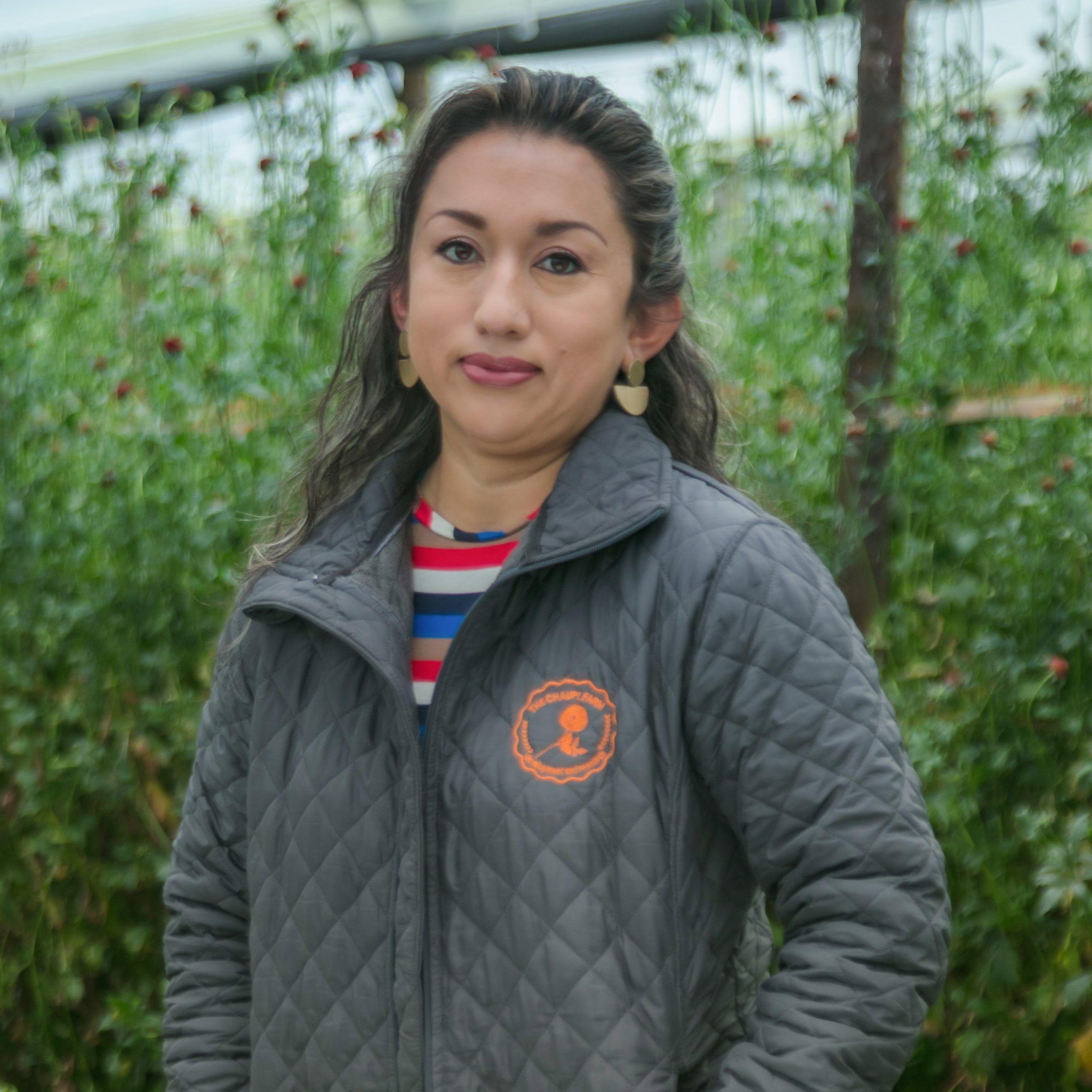 Mercy Enriquez - The Chaupi Farm