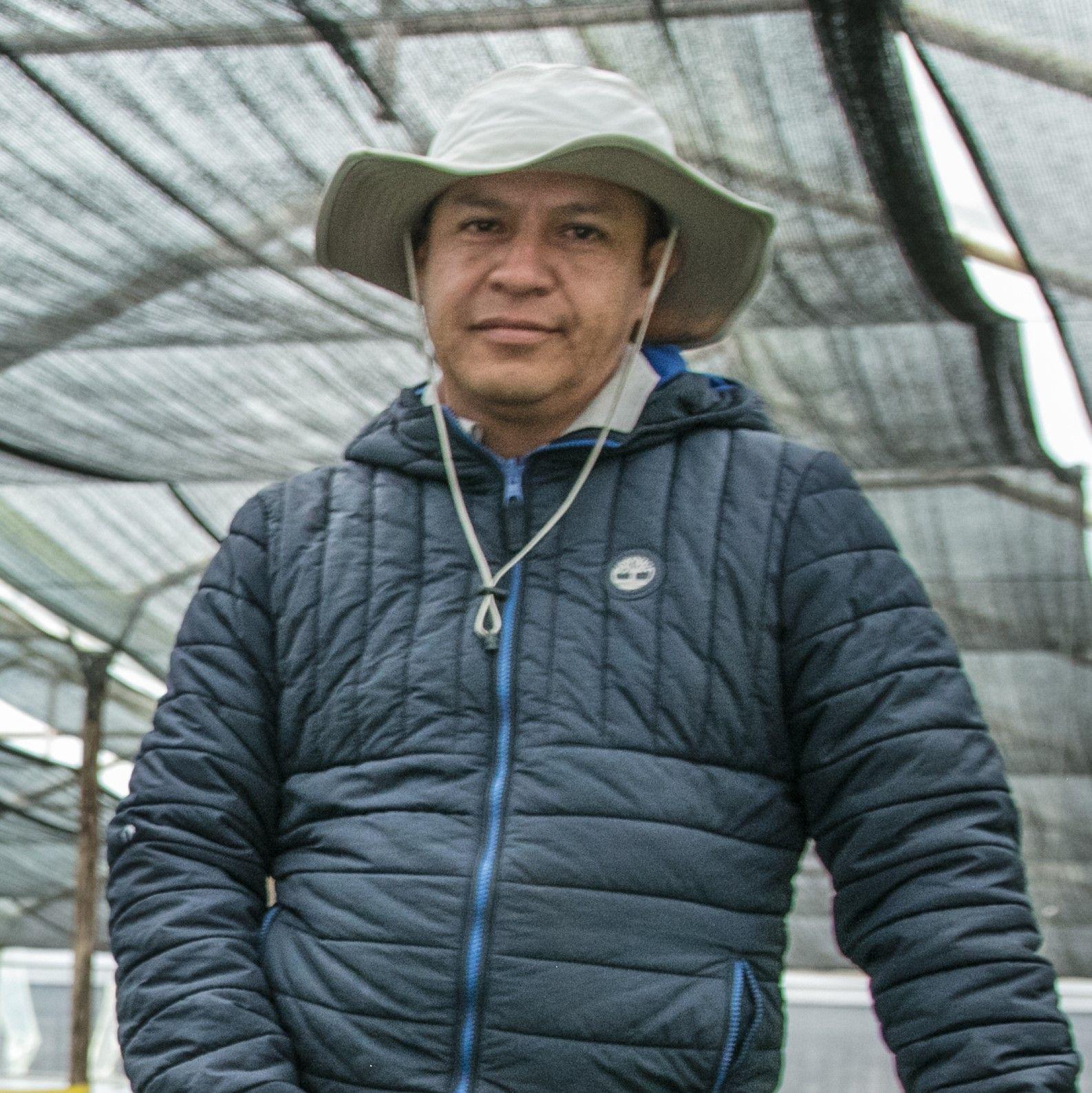 Paul Agila - The Chaupi Farm
