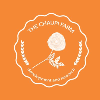 logo tomate The Chaupi Farm