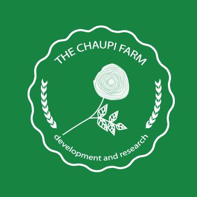 logo verde The Chaupi Farm