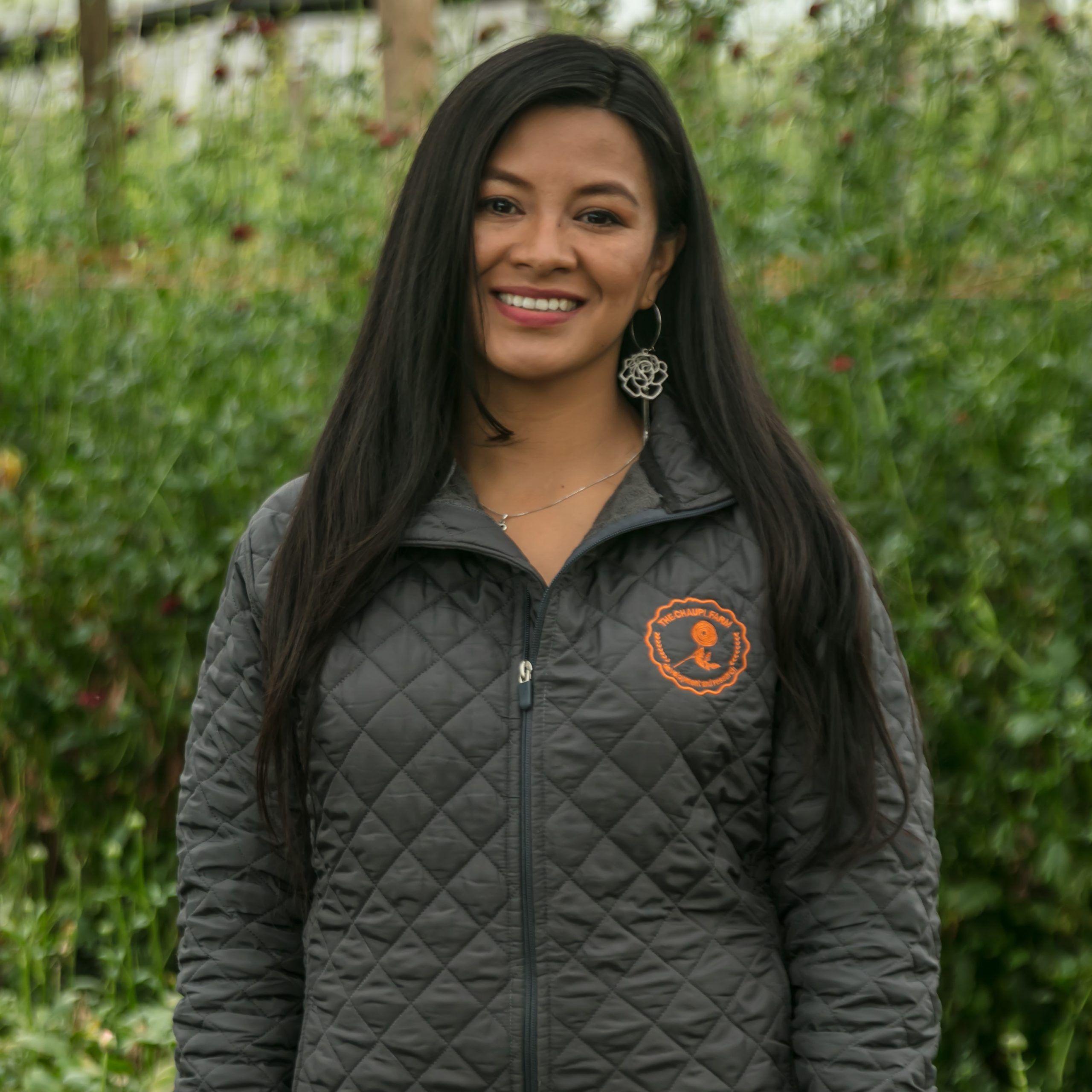 Tatiana Cabascango - The Chaupi Farm